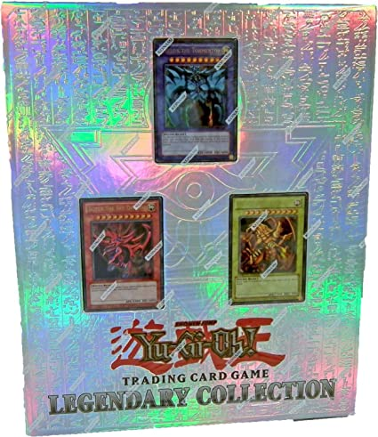Yu-Gi-Oh Legendary Collection 10th Anniversary Special Pack with Egyptian-Style