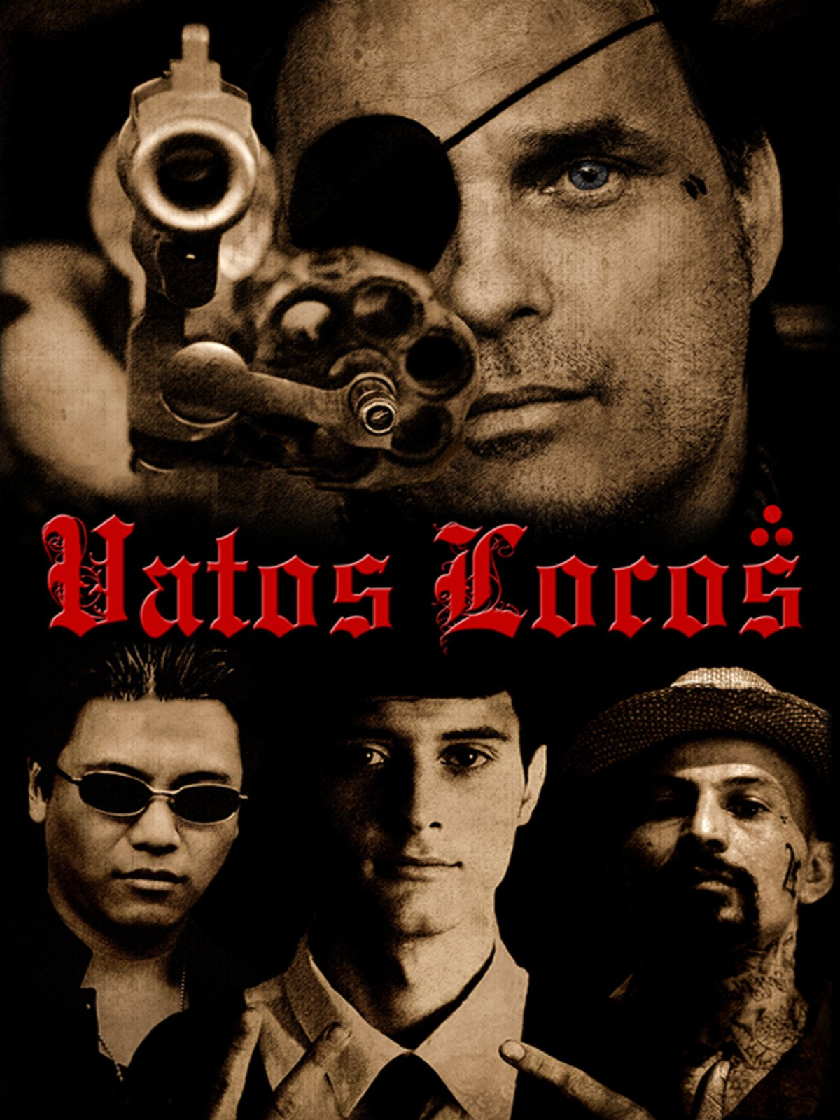 Vatos Locos on Amazon Prime Instant Video UK