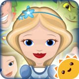 Grimms Rapunzel - interaktives Aufklappbuch in 3D