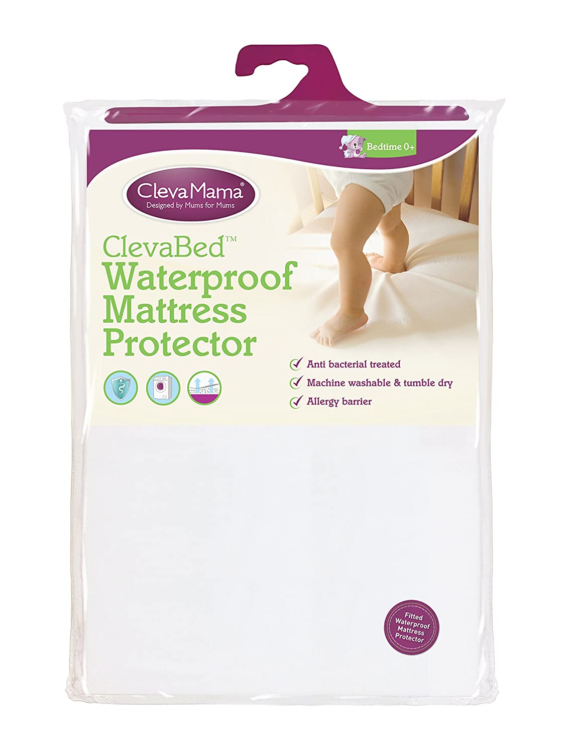 Clevamama ClevaBed CotBed Mattress Protector