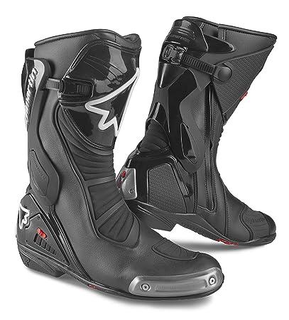 Stylmartin bottes moto racing moto grande noir-taille 44