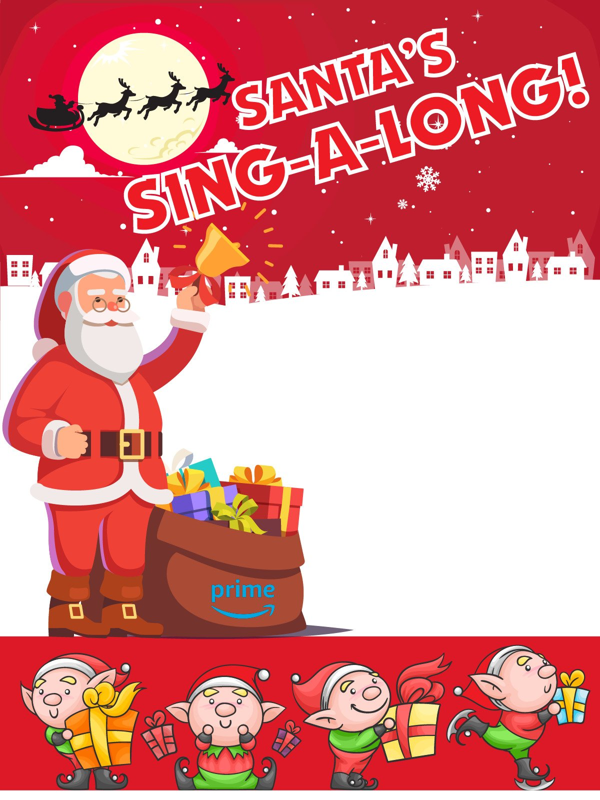 Santa Sing-Along