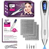 Portable Dark Spot Removal, Professional Tattoo Removel Tool for Skin Tag Freckles Dark Spot Skin Pigmentation with Replaceable Needles (Tamaño: Removal-pen)