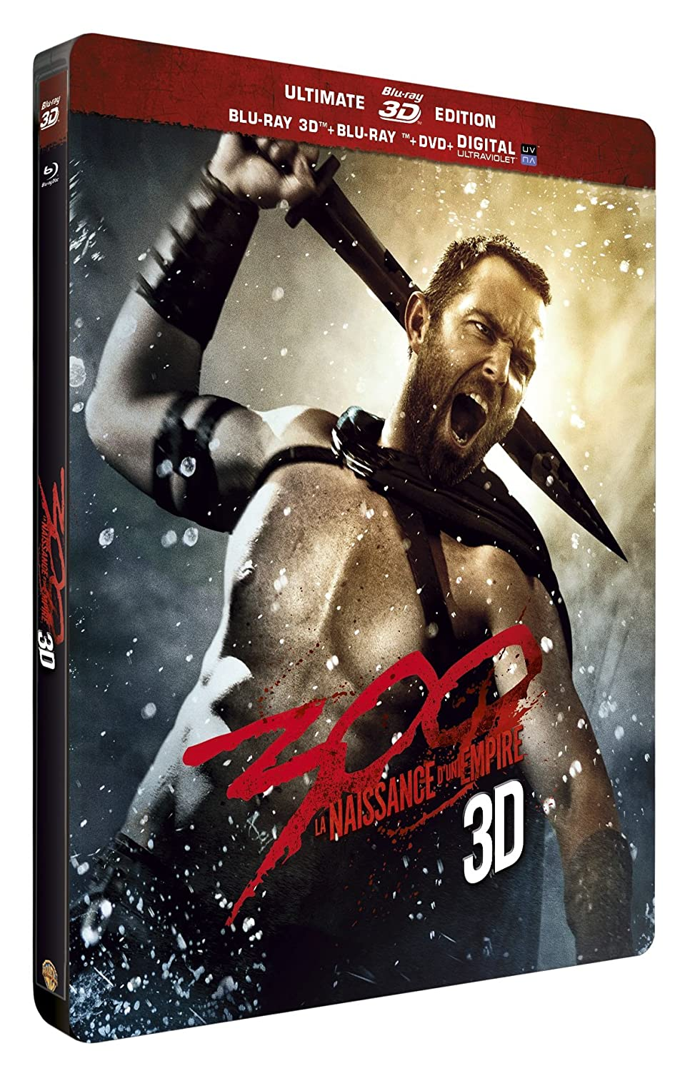 "[BLU-RAY] ""300 : La Naissance d'un Empire"" (2014), sans chemise, sans pantalon / ""300 : Rise of an Empire""(2014), without shirt, without pants 10 image"
