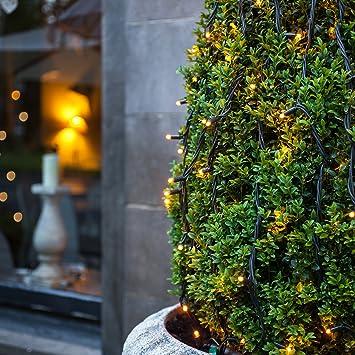 Guirlande lumineuse ext rieure ext rieure raccordable de for Guirlande exterieure lumineuse 20 metres