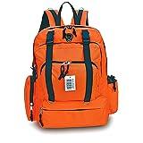 Explorer Tactical Backpack by (Color: Blaze Orange, Tamaño: 18.50 x 12.50 x 7-Inch)