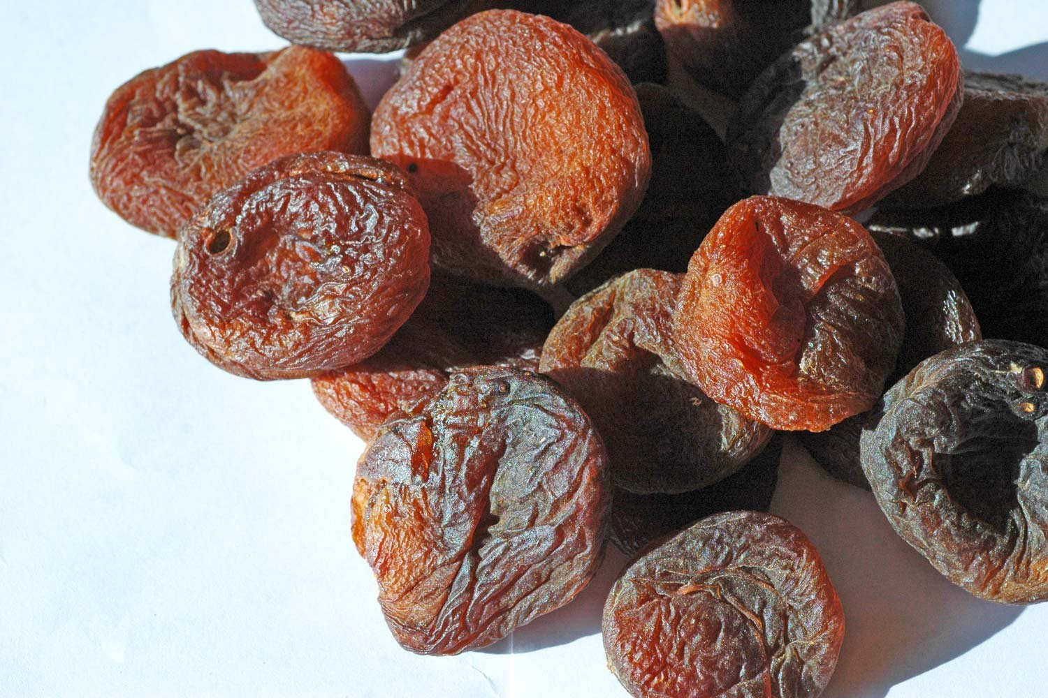 Organic Turkish Jumbo Dried Apricots