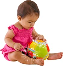Musical Soft Play Baby Ball - Lights N Music Motion Activated Fun Ball By Yookidoo 3m