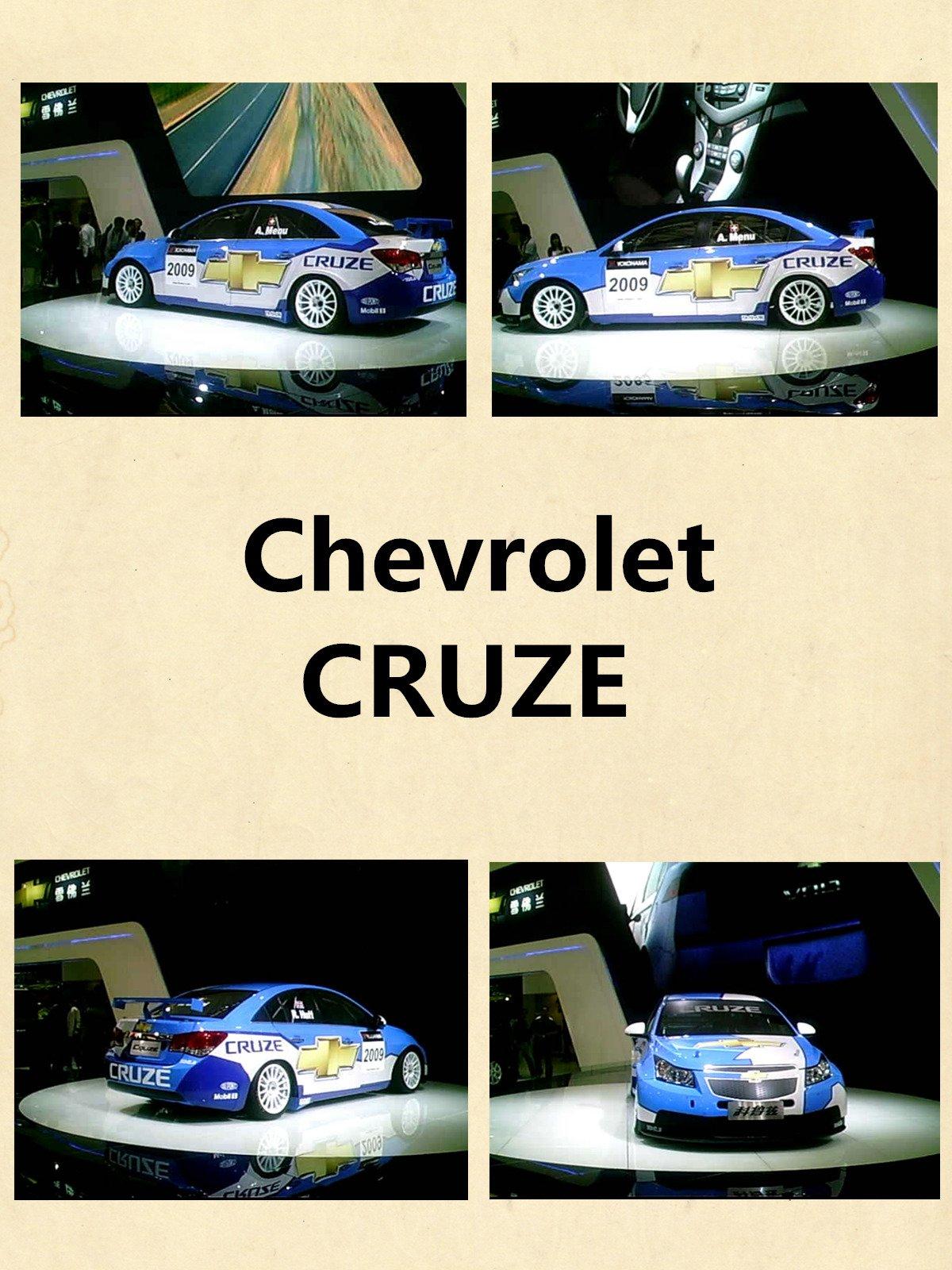 Clip: Chevrolet Cruze