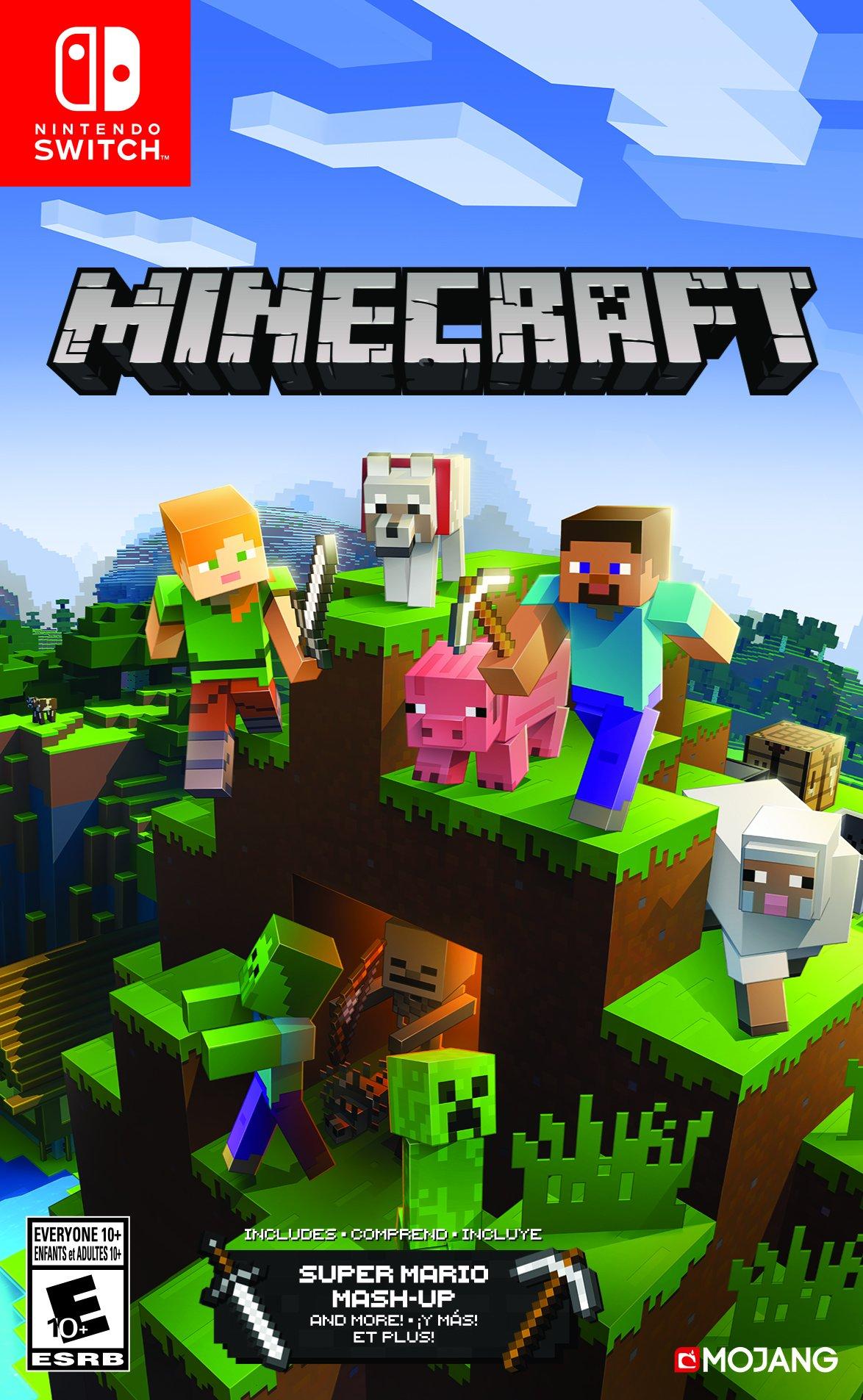 Nintendo Switch Minecraft 0045496591779/