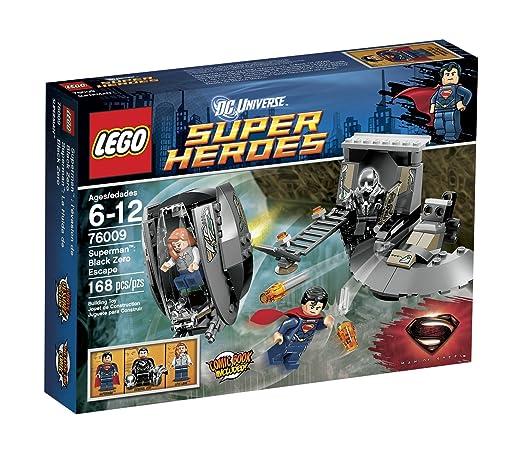 Amazon - LEGO Superheroes 76009 Superman Black Zero Escape - $15