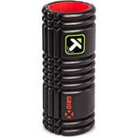 TriggerPoint GRID Foam Roller with Free Online Instructional Videos (Black)