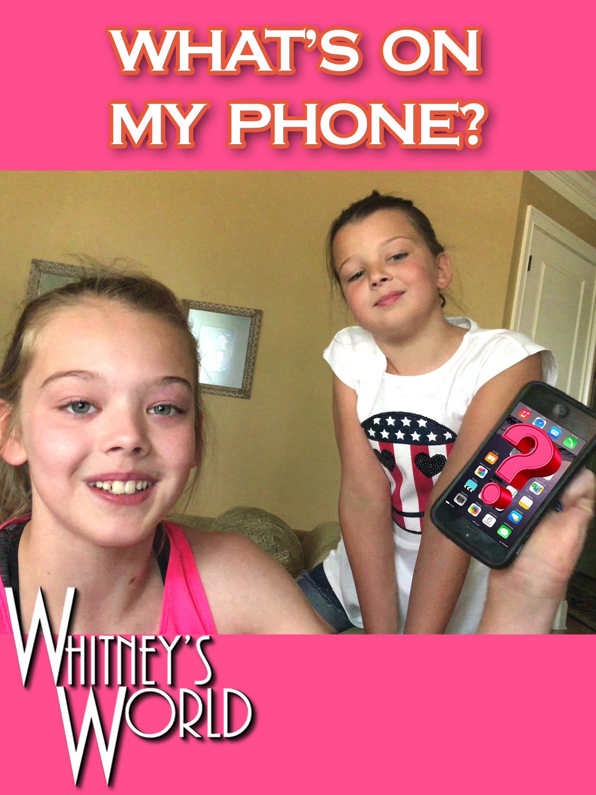 What's on My Phone? on Amazon Prime Video UK