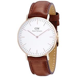 Daniel Wellington Women's 0507DW Classic St. Andrews Watch