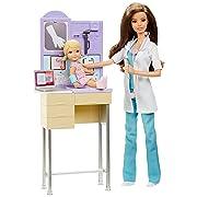 Barbie Careers Pediatrician Playset
