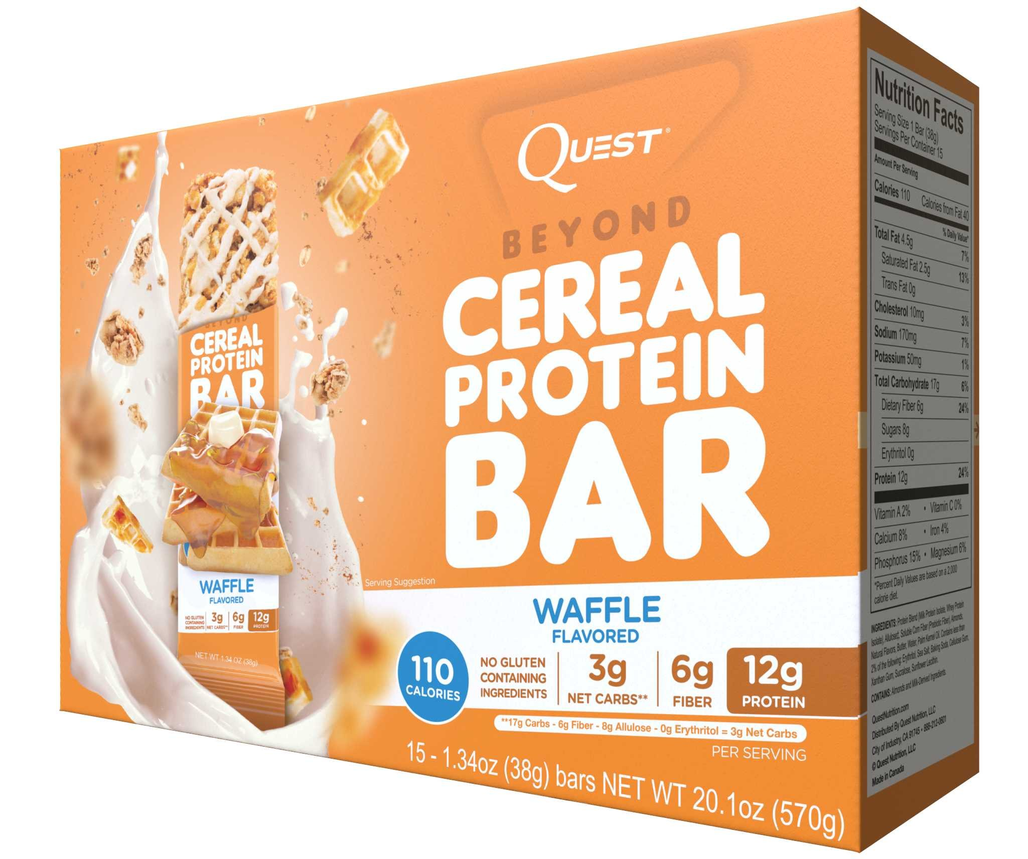 Buy Quest Nutrition Protein Bar Now!