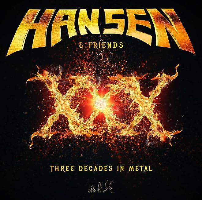 XXX~スリー・ディケイズ・イン・メタル【CD(日本盤限定ボーナストラック収録/日本語解説書封入)】