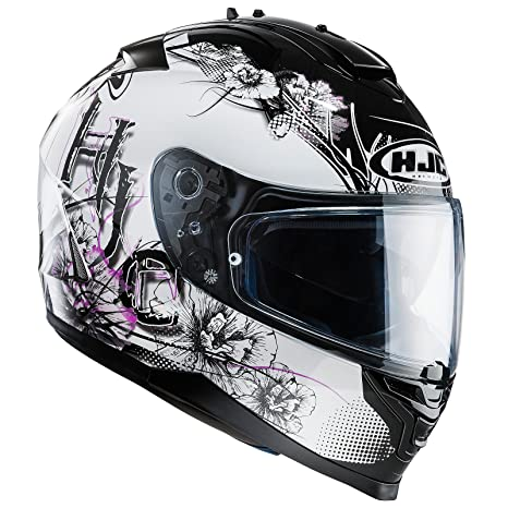 HJC - Casque moto - HJC IS-17 Barbwire