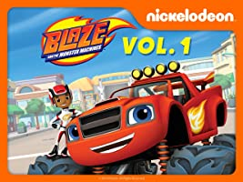 Blaze and the Monster Machines Volume 1