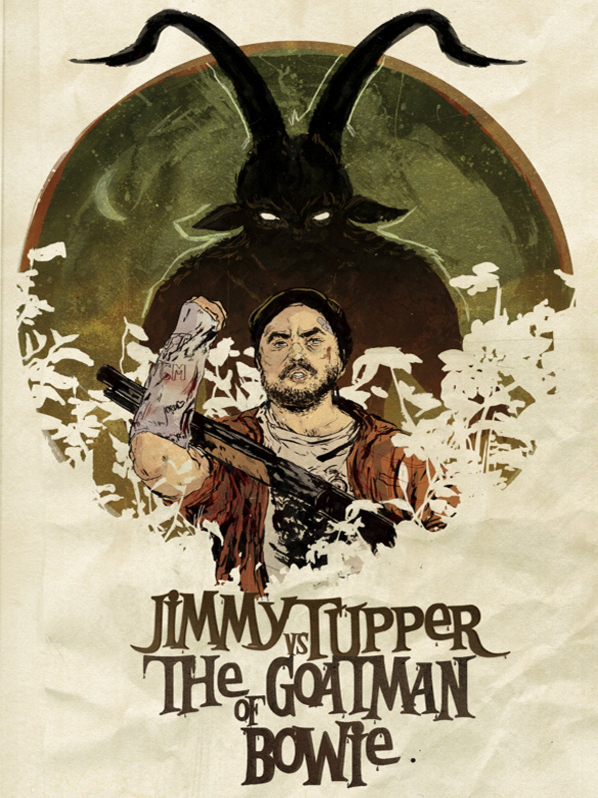 Jimmy Tupper Vs. The Goatman of Bowie on Amazon Prime Instant Video UK