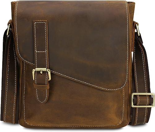 Kattee Casual Leather Mens Bag