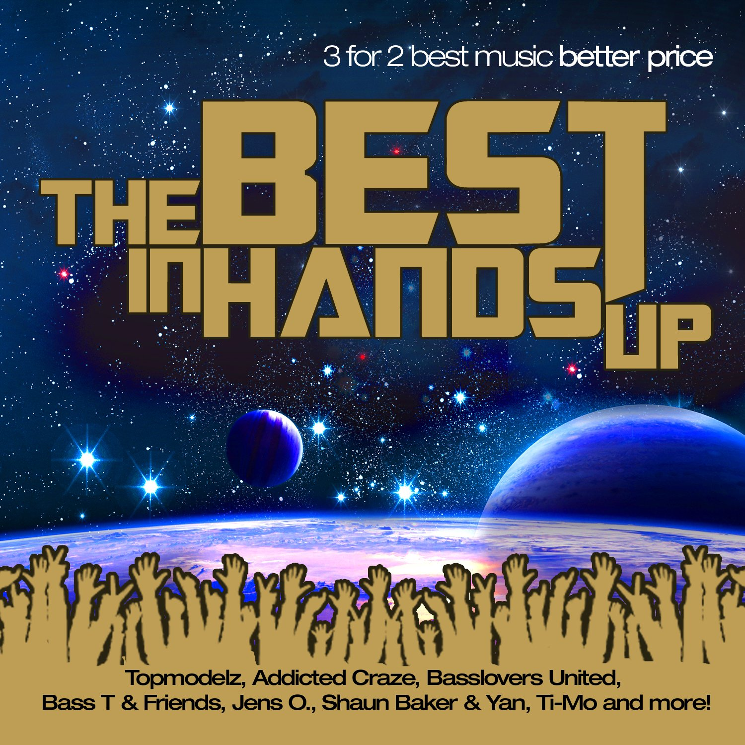VA-The Best in Hands Up-(ZYX82694-2)-3CD-2013-MTC Download