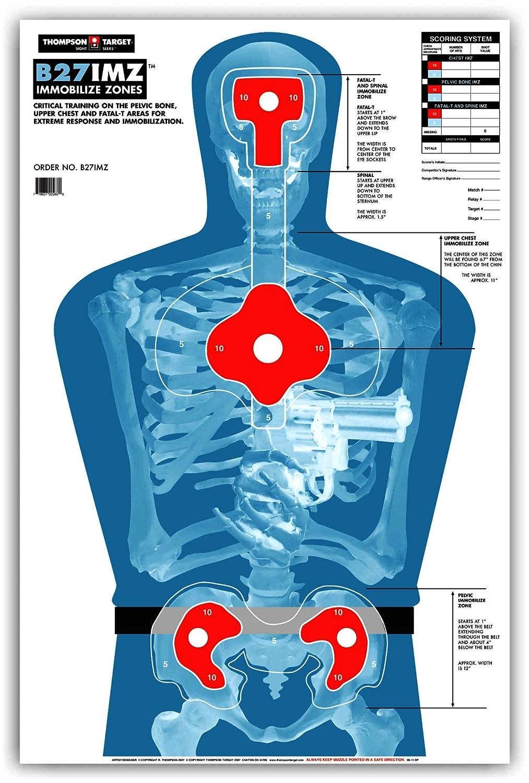 Gun Range Shooting Targets