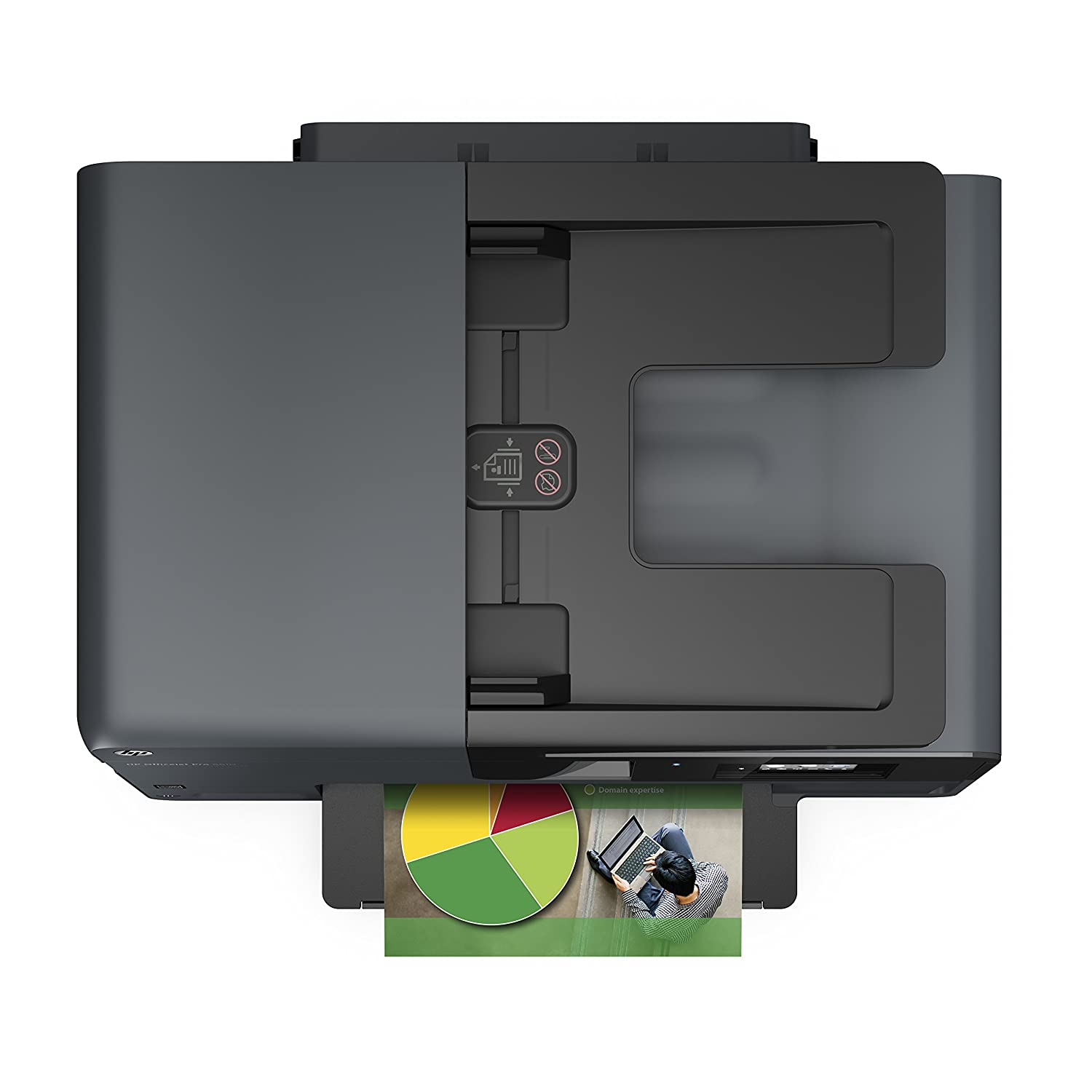 HP OfficeJet Pro 8610 All-in-One Color Photo Printer with Wireless & Mobile Printing, Instant Ink ready. (A7F64A)