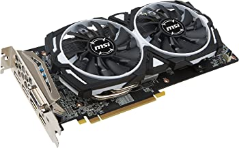 MSI AMD Radeon RX 480 8GB Graphics Card