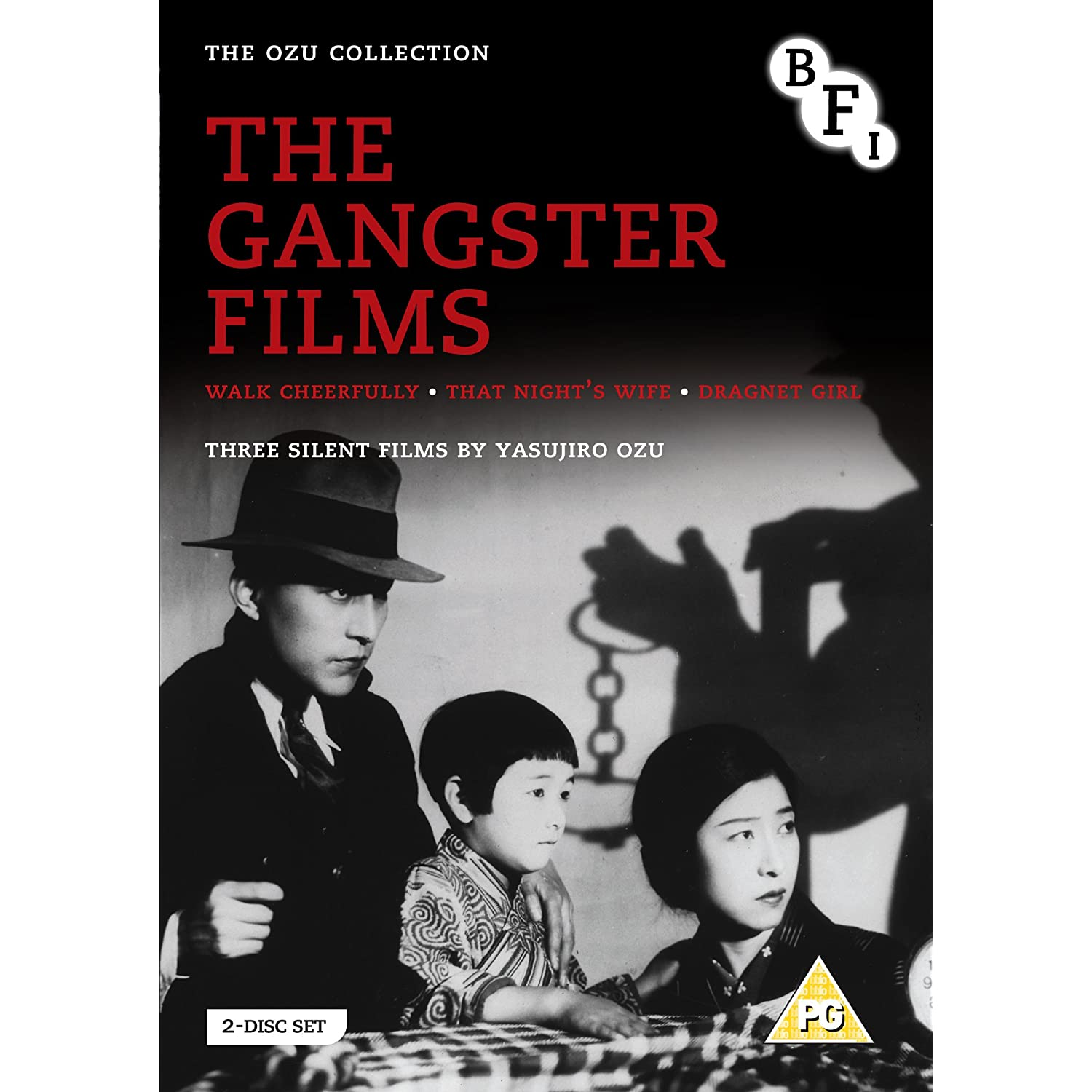 Pre-order Ozu - the Gangster Films