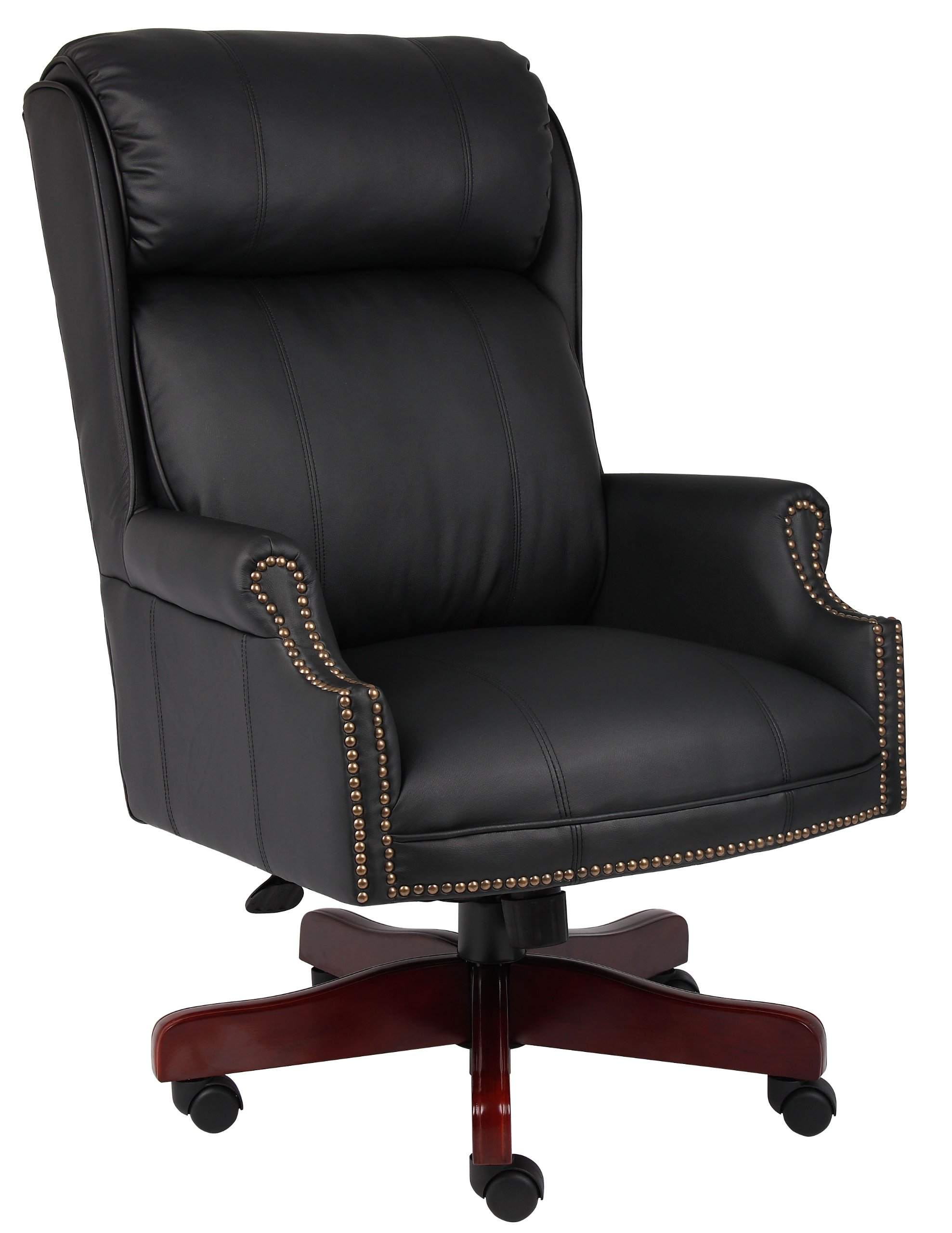 Boss Office Products B980 CP Traditional High Back