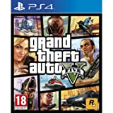 Grand Theft Auto V - Playstation 4 Video Game - PEGI Version