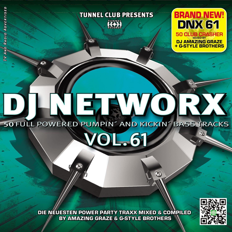 Various Artists-DJ Networx Vol. 61