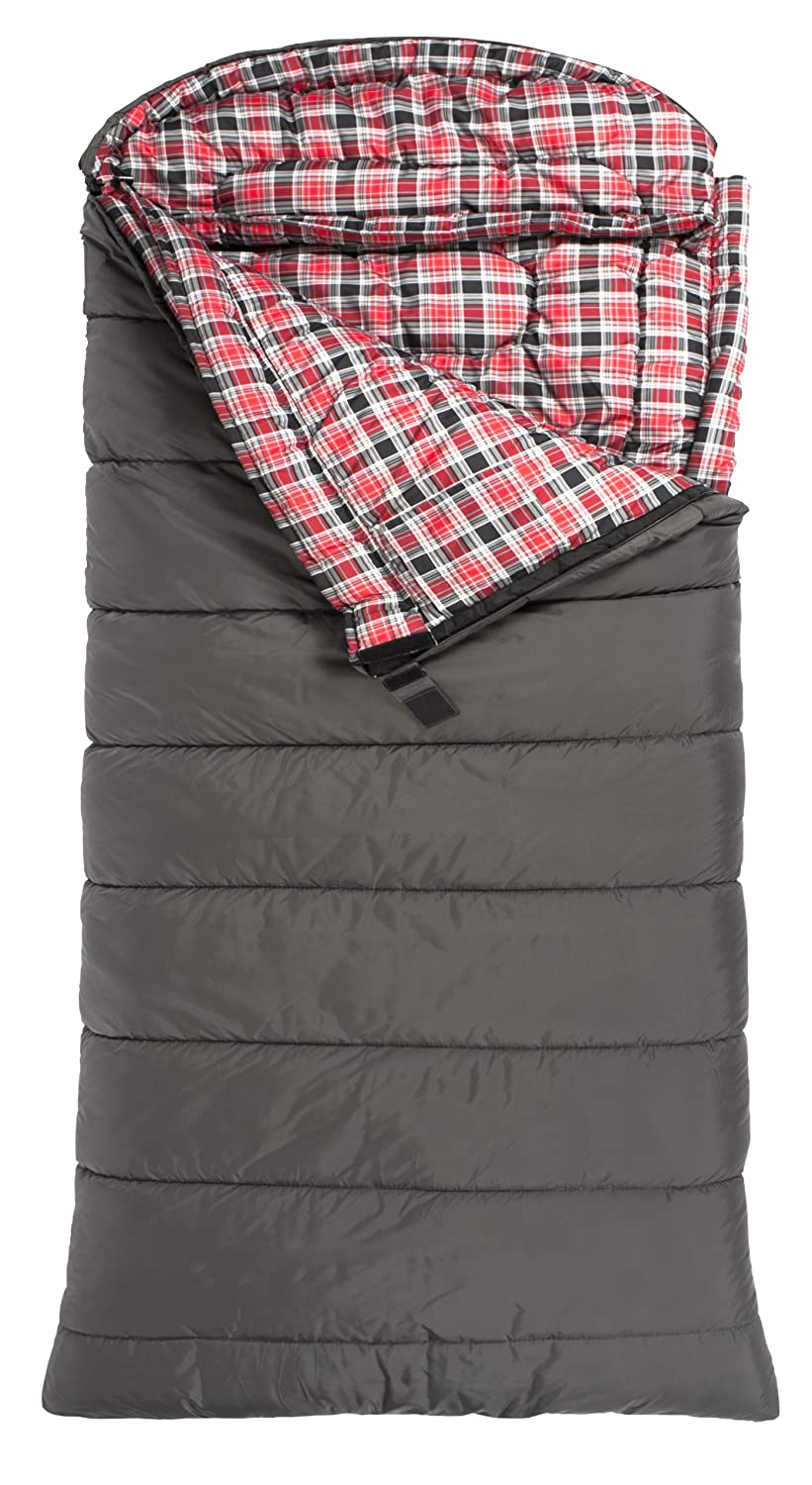 TETON Sports Celsius XXL 18 Degree Sleeping Bag Review - Traveling Monarch
