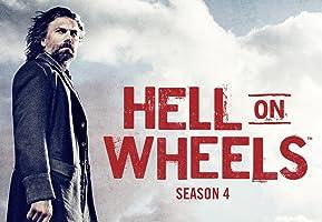 Hell on Wheels, Season 4