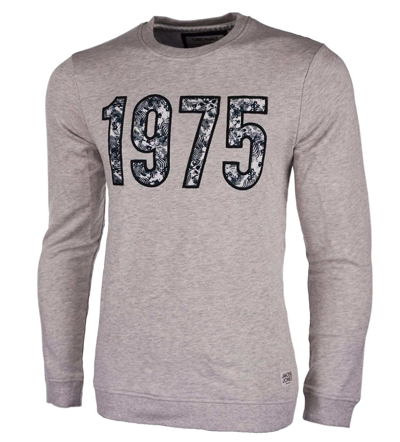 Jack & Jones Union Sweat Kapuzenpullover Rot kaufen