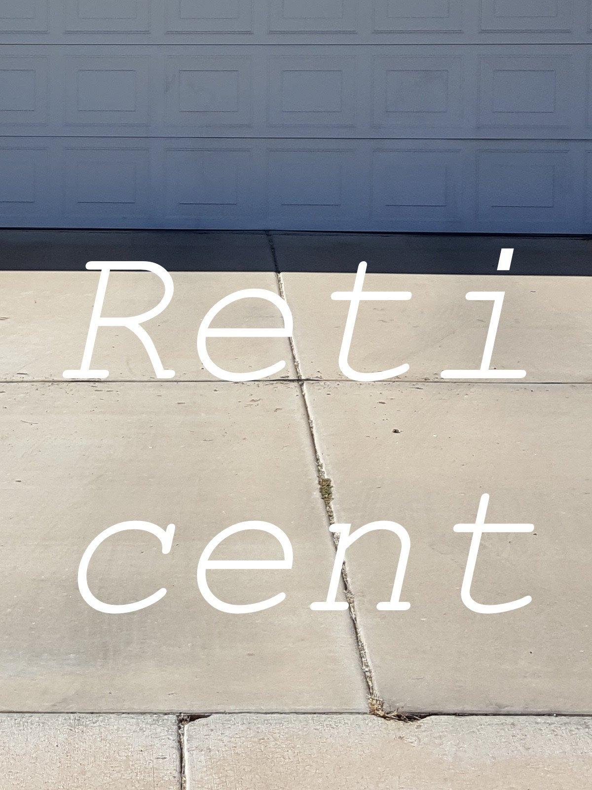 Reticent on Amazon Prime Video UK