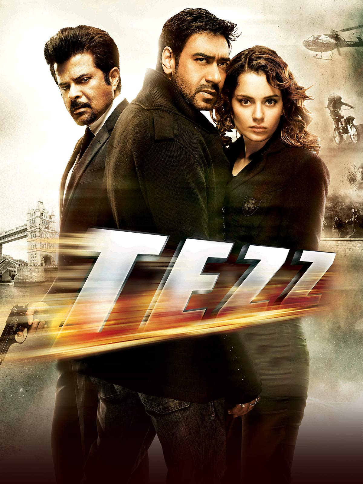 Tezz on Amazon Prime Video UK