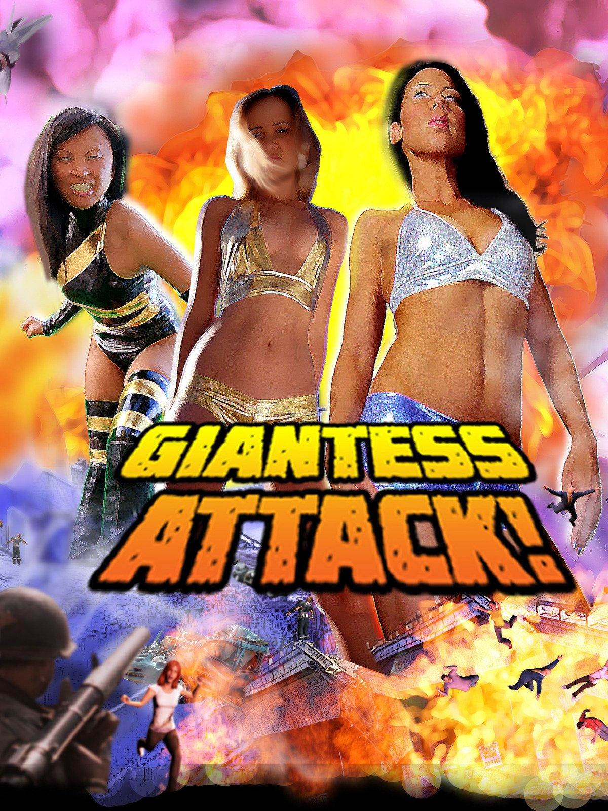 Giantess Attacks