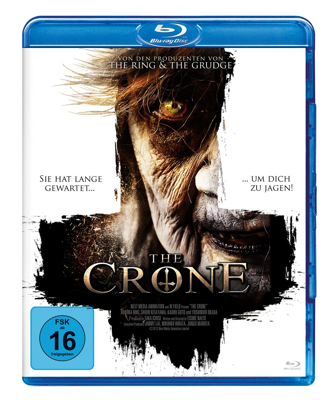 The Crone, Blu-ray