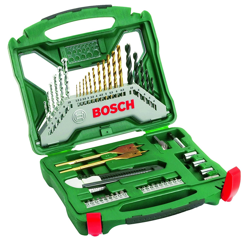 Amazon: Bosch X50Ti 50 Piece Drill Bit Set @ Rs 999 (29% OFF) || Check Comparisons