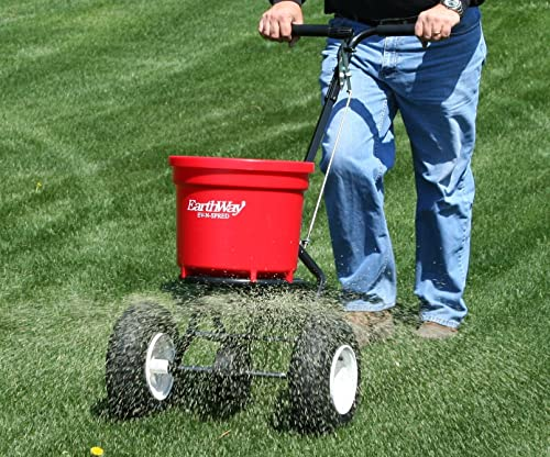 Precision Broadcast Spreader Settings : A comprehensive guide to best fertilizer spreader for lawn