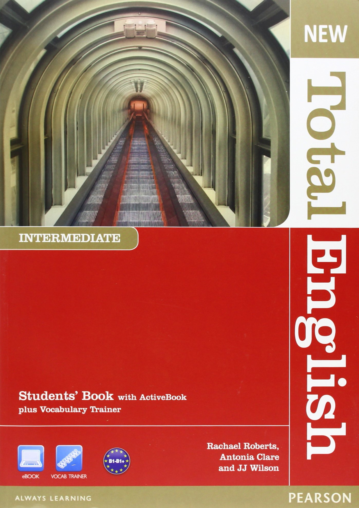 Total English Upper Intermediate: Student's Book
