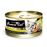Fussie Cat Premium Tuna with Mussels Cat Food - 24 - 2.82-oz. Cans