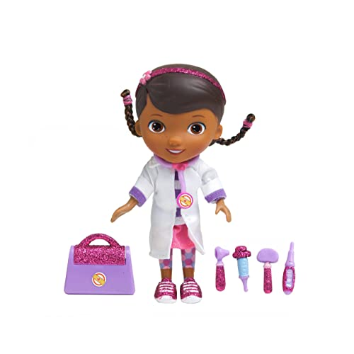 Just Play 5 1/2 Doc McStuffins Time for a Check-Up Doll Set