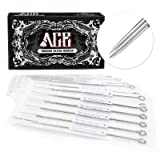 ACE Needles 50 pcs. 5 Round Liner Pre-made Sterile Tattoo Needles - 5RL