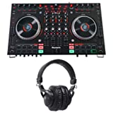 Numark NS6II 4-Ch Serato DJ Controller w/ 2