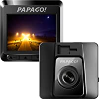 Papago GoSafe 388 Full HD Mini Dash Camera (Black)