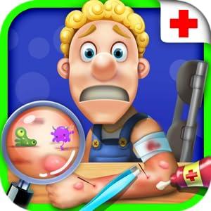 Arm Doctor - casual games from Degoo Ltd