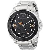 BOSS Orange Men's 1512842 Diver Analog Display Quartz Silver Watch